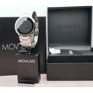 Swiss Movado Modern Classic S. Steel
